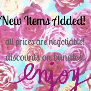 Other - MANY ITEMS JUST POSTED!